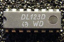 10x dl123d Dual monostable Multi Vibromasseur = 74ls123, hfo
