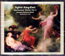 Sigfrid KARG-ELERT Harmonium Portrait Op.101 Sicilienne Renaissance 2CD MICHEL