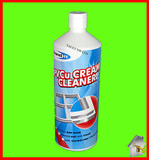 UPVC Window and Door Cream Cleaner Frame Restorer extra powerful 1Ltr Bond it