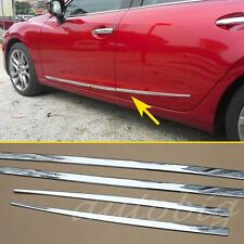 Chrome Body Side Styling FOR Mazda6 GJ 2014-2016 ATENZA Door Molding Cover Trim