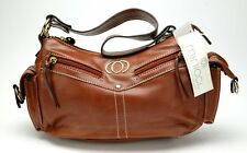 Minicci Women's Brown Mid Size Hand Bag. Unused With Tag.
