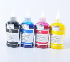 4 x 100ml 400ml Bottle For Epson Dye Sublimation Ink for Epson Bulk Ink Non OEM