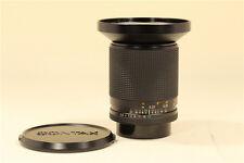 MINT- Contax Carl Zeiss Distagon T* 21mm f/2.8 MMJ lens