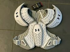 NEW w/ TAGS Under Armour VFT + 3 Lacrosse Shoulder Pads RETAIL $150 LARGE