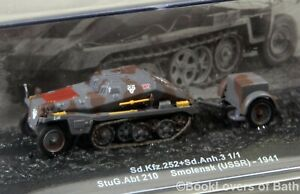 Magazine Issue Sd.Kfz.252+Sd.Anh.3 1/1