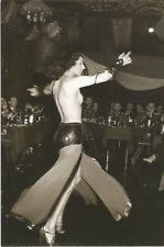 German WW II  Photo  --   Female Entertainment In Paris  # 1385
