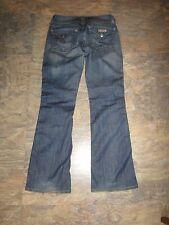 HUDSON jeans womans 27 x 30 A00599 W170DMH LONG length
