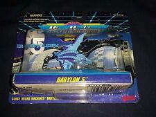 Micro Machines Space - Babylon 5 - Minbari Cruiser - 1995 - 65961