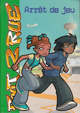Livre arrêt de jeu  bibliothèque verte book