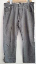 jeans uomo puro cotone leggero Hugo Boss taglia W 35 L 34
