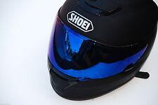 BLUE CW1 Shoei helmet visor Qwest RF1100 X-12 X12 RF XR X-spirit 2 1100 yamaha
