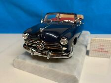 Franklin Mint 1949 Ford Custom Convertible 1:24 Scale Diecast, LNIB