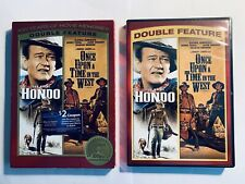 Hondo/Once Upon A Time In The West (Dvd) Double Feature John Wayne, Henry Fonda
