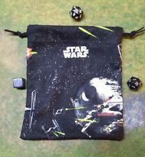 Star Wars Death Star Battle dice bag, card bag, makeup bag