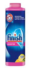 Finish Hard Water Booster Powder, Lemon Sparkle, 14 Oz.