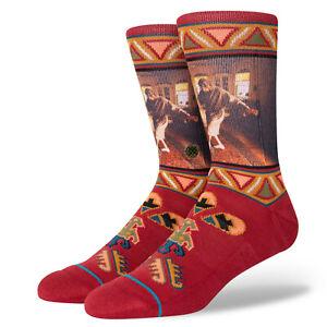 The Big Lebowski Really Tied Stance Socks Large Men's 9-13 Movie Film