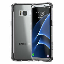 Official Griffin Survivor Clear Case For Samsung Galaxy S8 - Transparent / Black