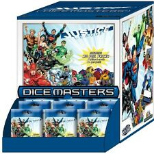DC Dice Masters Complete Common Set #s 35-73 Cards + Dice! Justice League