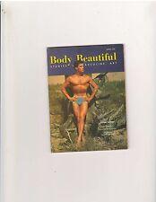 Body Beautiful Male Models Gay Interest Muscle Magazine/Glenn Bishop 4-57