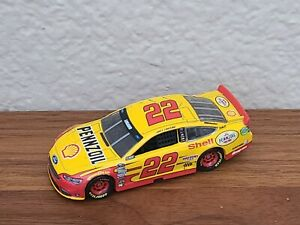 2018 Cup Champion Joey Logano Shell Pennzoil 1/64 NASCAR Diecast Loose