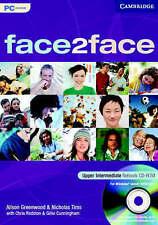 face2face Upper Intermediate Network CD-ROM, Cunningham, Gillie, Redston, Chris,