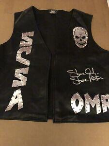 Stone Cold Steve Austin Signed OMR Autographed Vest Beckett BAS WWE WWF
