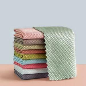 Streak-Free Miracle Cleaning Cloths (Reusable)