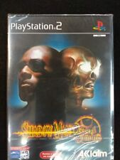 Shadow Man Shadowman 2econd Coming de Acclaim para la Sony PS2 usado completo
