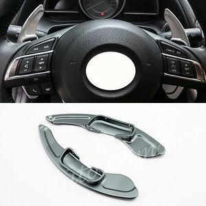 Fit For Mazda 3 6 CX-3 CX-5 Parts Gear Steering Wheel Shift Paddle Extension
