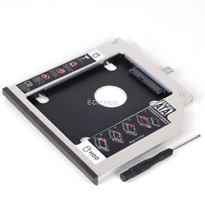 New listing Sata 2nd Hard Drive Hdd Ssd Caddy Tray For Lenovo Thinkpad T440p T540p W540