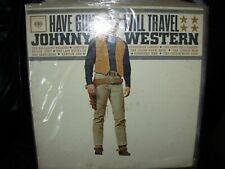 JOHNNY WESTERN have gun will travel ( country ) mono 6 eye