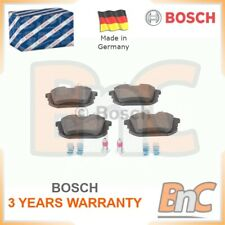 BOSCH REAR DISC BRAKE PAD SET MITSUBISHI SMART VOLVO PROTON OEM 0986424427