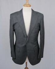 SuitSupply Suit Supply Gray Wool Blazer Super 110 Jacket Size 48 US 38 R $599