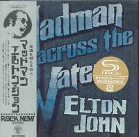 ELTON JOHN-MADMAN ACROSS THE WATER-JAPAN MINI LP SHM-CD Ltd/Ed G00