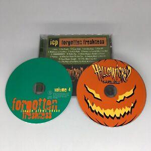 Forgotten Freshness Vol. 4 Hallowicked Bonus Disc CD's Free Shipping