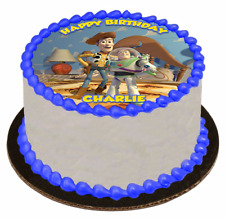 EDIBLE CAKE TOPPER Image Icing Sheet - Toy Story