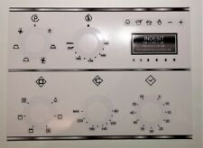 Indesit Fm 20 K.C Ix GB & 10 Rk.c Ecc. Compatibile Pannello Involucro Adesivi