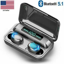 Bluetooth Earbuds for iPhone Samsung Android Wireless Earphones Waterproof F32