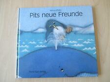 Marcus Pfister - PITS NEUE FREUNDE - HC - Nord-Süd-Verlag - (18073)