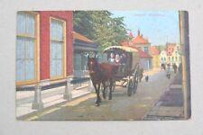 Middelburg. Zeeland - Lithographie, 1915