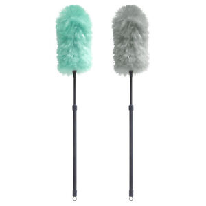 JVL High Quality Lightweight Static Duster with Extendable Pole