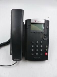 POLYCOM VOIP DESK PHONE VVX201