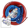 1500w RCA Car Audio Amplifier Cable Wiring Kit Subwoof AMP Power Cable AGU Fuse