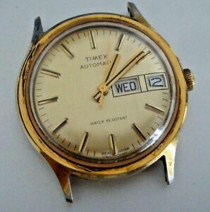 Gent's Vintage Timex Automatic Mechanical Wristwatch