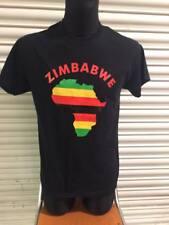 Unisex African T-shirt Zimbabwe