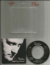 Genesis PHIL COLLINS Another day UNRELEASED MINI 3 INCH CD single CD3 USA seller