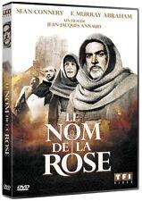 DVD *** LE NOM DE LA ROSE *** Sean Connery ( neuf sous blister )