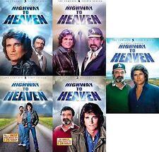 Highway to Heaven Complete Series Season Collection DVD Set TV Kids Children Lot