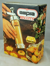 Marcato Cookie Press Biscuit Maker Made in Italy