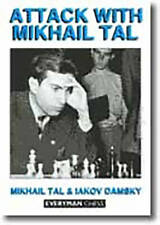 Attack with Mikhail Tal (Chess Book)